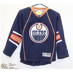 OILERS YOUTH SMALL.