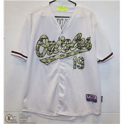 BALTIMORE ORIOLES SIZE 48 JERSEY.