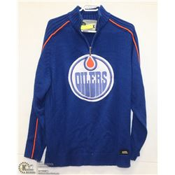OILERS LARGE SWEATER.