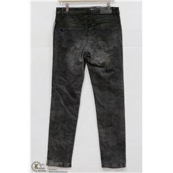 SIZE 38 BLACK WOMENS JEANS - BB (BETTY BARCLAY)
