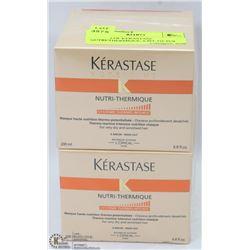 2 BOXES OF KERASTASE NUTRI-THERMIQUE, 6.8FL OZ PER
