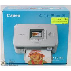 CANON COMPACT PHOTO PRINTER.
