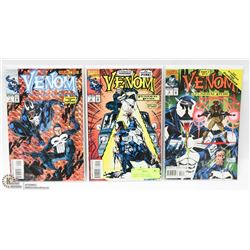 VENOM: FUNERAL PYRE --- COMPLETE LIMITED SERIES