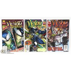 VENOM: THE HUNTED --- LIMITED COMIC SERIES