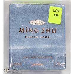 NEW MING SHU FLEUR RARE EAU DE TOILETTE -