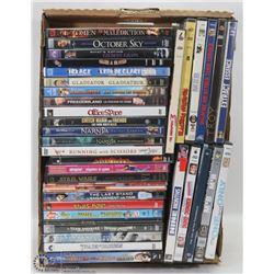 FLAT OF MOVIES (DVD)