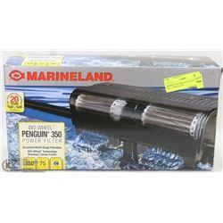 MARINELAND BIO-WHEEL PENGUIN 350 POWER FILTER