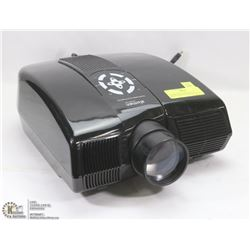 ALUMEN MULTIMEDIA LCD PROJECTOR WITH HDMI HOOKUPS