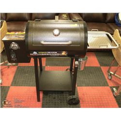NEW PITBOSS 440D SMOKER GRILL BARBECUE, HARD WOOD