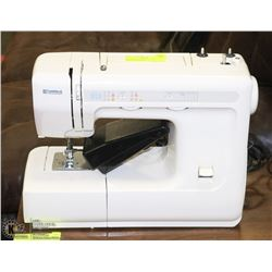 KENMORE  WHITE ELECTRIC SEWING MACHINE
