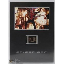 RARE 35MM FILM FRAME FROM 2002 SPIDER-MAN MOVIE