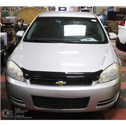 UNRESERVED! 2010 CHEVROLET IMPALA