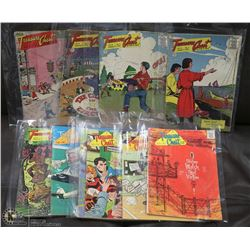ESTATE COMICS BOOKS FROM THE 1950'S & 60'S