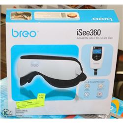 BREO ISEE 360- EYE & TEMPLE MASSAGER