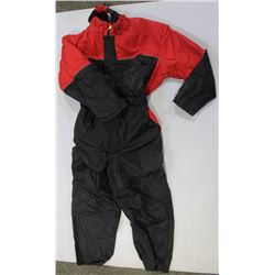 INSULATED COVERALL SIZE: XXL