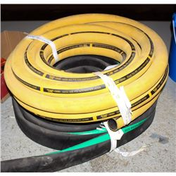 300 PSI AIR/WATER HOSE & G372 WATER DISCHARGE HOSE