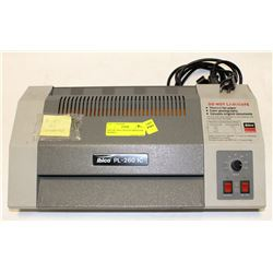 IBICO PL-260 IC POUCH LAMINATOR (WORKS).