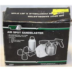 AIR-SPOT SANDBLASTER
