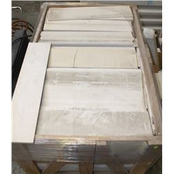PALLET CRATE OF WHITE SOAPSTONE 300 FULL PIECES