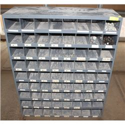 56 COMPARTMENT BOLT AND PARTS ORGANIZER