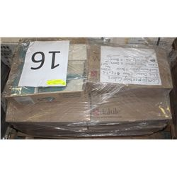 PALLET #16) LOT OF CERAMIC TILES 4 COMPLIMENTARY