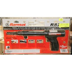 NEW RAMSET RS22 FASTENING TOOL
