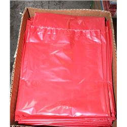 "4 BOXES OF 26"" X 36"" EXTRA-STRONG GARBAGE BAGS"