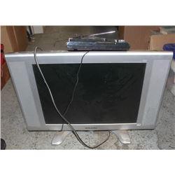 "PHILLIPS 20"" LCD TV / DVD PLAYER"
