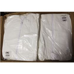 BOX OF CONDOR WHITE BODY SUITS 3XL