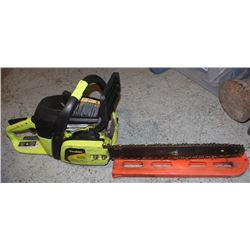 PAULIN P3416 34CC CHAIN SAW.