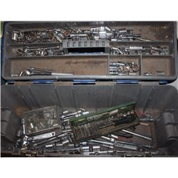 MASTERCRAFT MAXIMUM TOOL BOX WITH OVER 200 SOCKETS