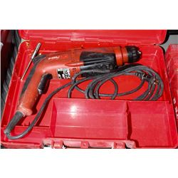 HILTI TE2 POWER DRILL - ON CHOICE