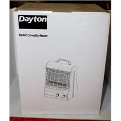 NEW DAYTON ELECTRIC CONVECTION HEATER