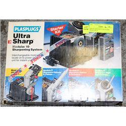 NEW PLASPLUGS ULTRA SHARP MODULAR 10