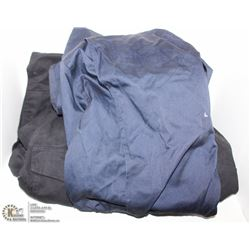 2 SETS OF COVERALLS - SIZE 46