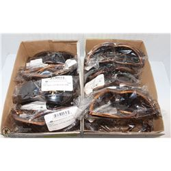 2 CASES OF CHALLENGER CATALINA SAFETY GLASSES
