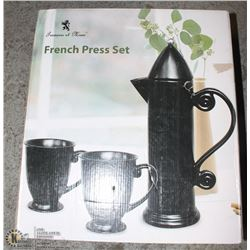 NEW FRENCH PRESS COFFEE SETS