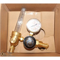 GENTEC FLOWMETER REGULATOR