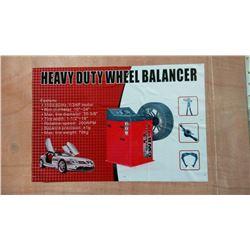 HEAVY DUTY WHEEL BALANCER WITH 110V 60HZ