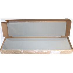 "CASE OF CRISTALLO MOTION GLASS 6"" X 24"""