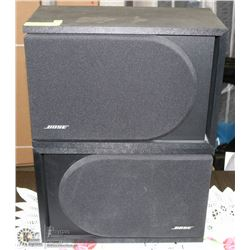TWO BOSE DIRECT REFLECTING 2.2 SERIES 2 SPEAKERS