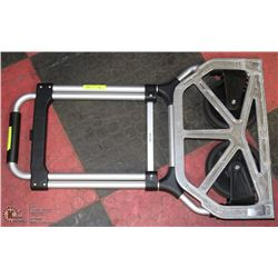 COLLAPSIBLE ALUMINUM DOLLY.