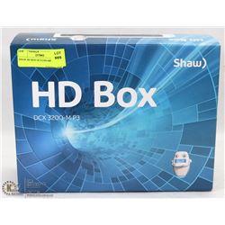 SHAW HD BOX DCX3200-MP3