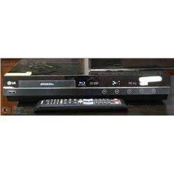 LG SUPER BLU-RAY / HD DVD PLAYER