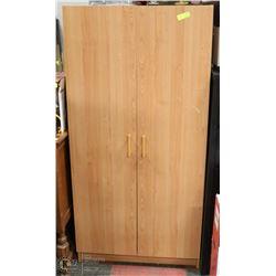 2 DOOR CABINET 32X17X65