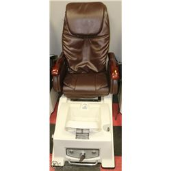 MASSAGING PEDICURE CHAIR - ON CHOICE