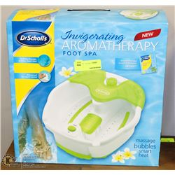 DR. SCHOLLS AROMATHERAPY FOOT SPA
