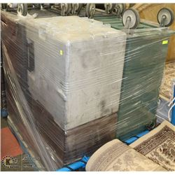 PALLET OF CAMBRO FOOD TRANSPORTS - AS THEY COME