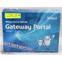 SHAW GATEWAY PORTAL MP 2150