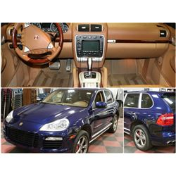 FEATURED 2008 PORSCHE CAYENNE TURBO